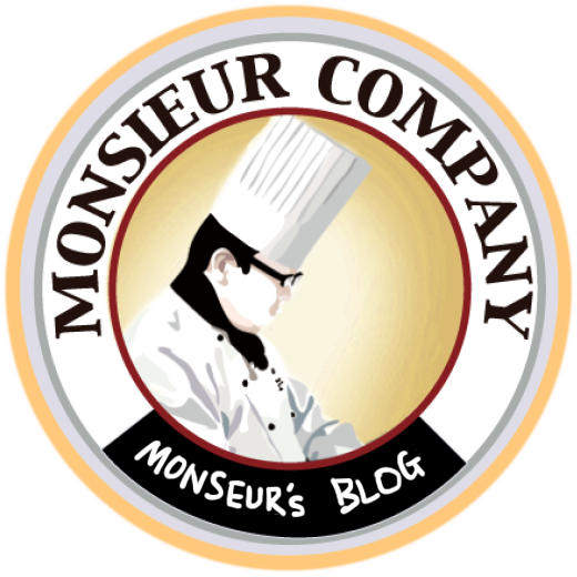 monsieur's BLOG
